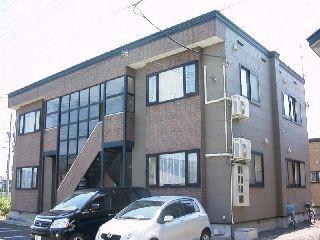 アパート 黒石市黒石字十三森45-3 リバテイ 1K