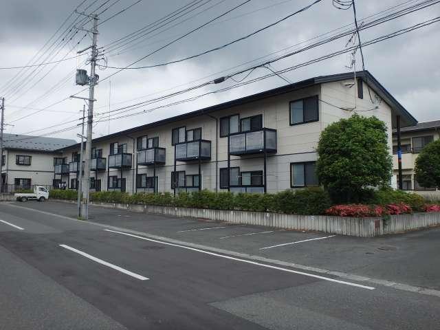 アパート 岩手県 奥州市 前沢区字三日町新裏 コーポM 2DK