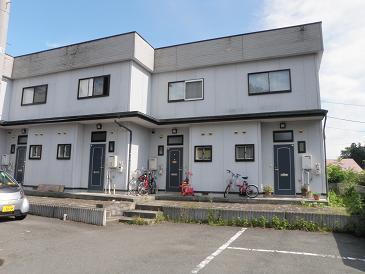 テラスハウス 岩手県 奥州市 江刺男石1丁目 シャルム5 3K
