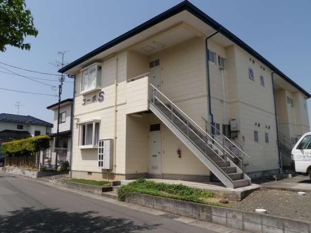 アパート 岩手県 奥州市 水沢桜屋敷 コーポS 2K