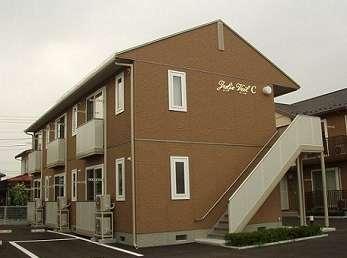 アパート 岩手県 奥州市 水沢区秋葉町 ジュリー・ベールC 1R