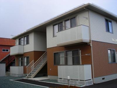 アパート 岩手県 奥州市 水沢区高屋敷 シャーメゾン高屋敷C 1LDK
