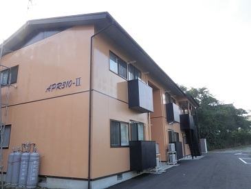 アパート 岩手県 奥州市 胆沢小山字龍ヶ馬場 APR310-Ⅱ 1K