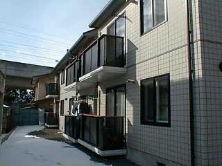アパート 岩手県 盛岡市 前九年二丁目 フォーレストJ B 2DK