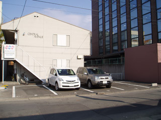 駐車場 岩手県 盛岡市 中央通 桐野月極め駐車場