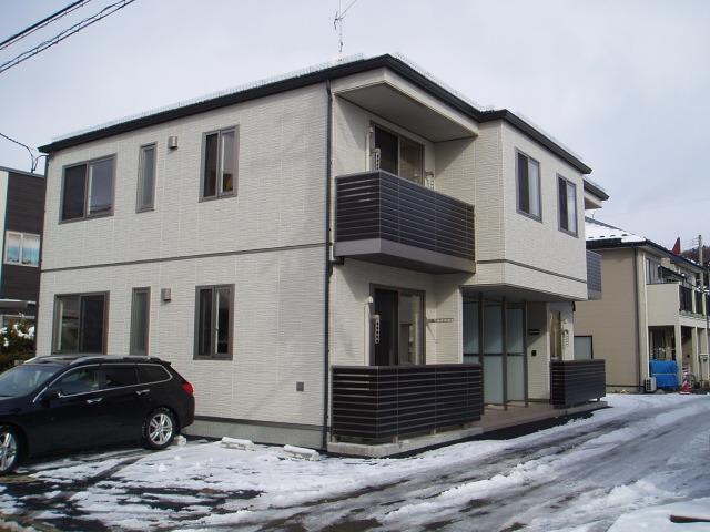 アパート 岩手県 盛岡市 上田2丁目 メゾンタカハシ 2LDK