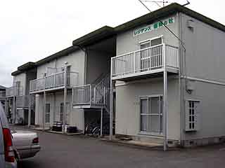 アパート 岩手県 盛岡市 永井第23地割32-5 レジデンス都南の杜 2DK