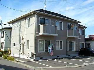 アパート 岩手県 滝沢市 穴口 フレグランス太田屋 2DK