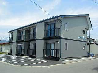 アパート 岩手県 滝沢市 穴口 コーポふじ 1K