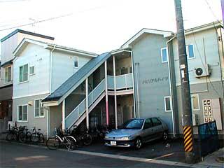 アパート 岩手県 盛岡市 館向町 メモリアルハイツ 1K