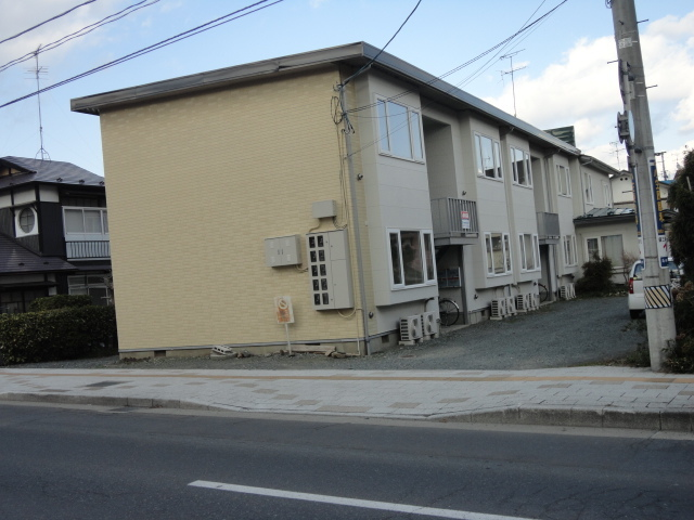 アパート 岩手県 盛岡市 高松一丁目13-12 パインハイツ 1K