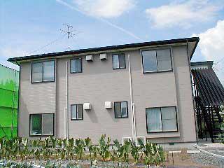 アパート 岩手県 盛岡市 高松二丁目 アークヒルズオオサワ 1K