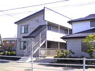 アパート 岩手県 盛岡市 上堂一丁目 Purumeria(プルメリア) 2K
