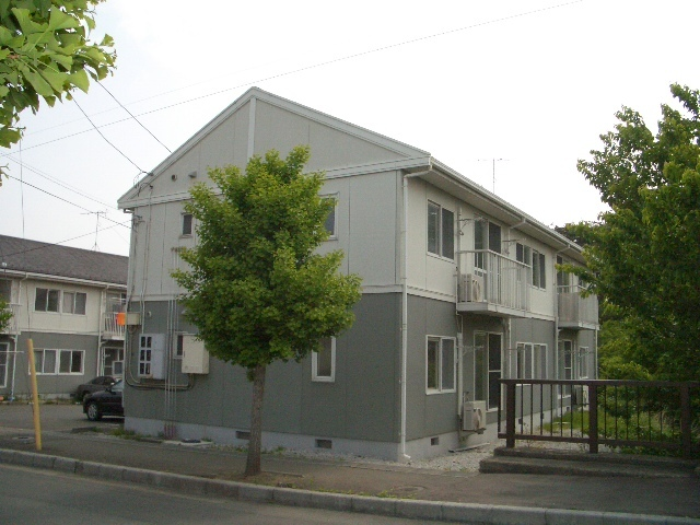 アパート 岩手県 花巻市 星が丘二丁目 カーメル樹B 3K