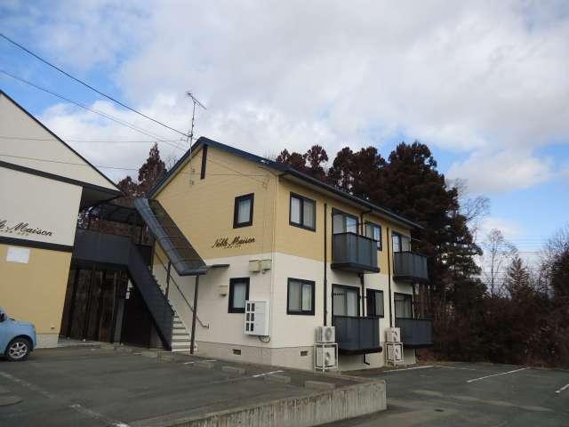 アパート 岩手県 花巻市 山の神 ノーブル・メゾン 2DK