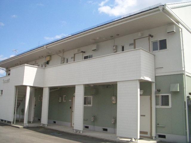 アパート 岩手県 花巻市 若葉町二丁目 セフィラM B棟 2DK
