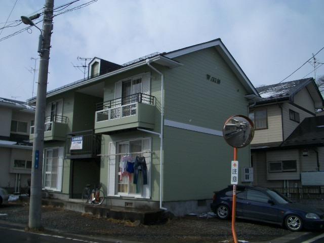アパート 岩手県 花巻市 下幅 ウイング89 1DK