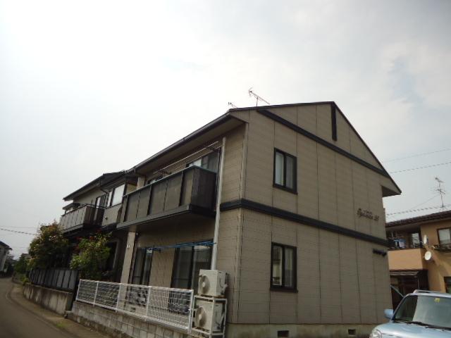 アパート 岩手県 花巻市 豊沢町 イグニシオン35 3DK