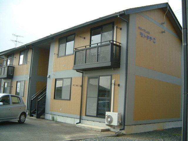 アパート 岩手県 花巻市 本館 サニープレイス・モトダテC 2DK