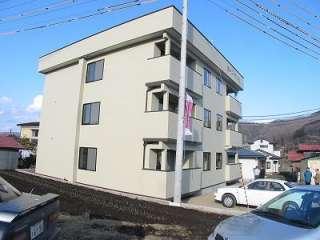アパート 岩手県 二戸市 米沢 第一コーポ米沢 2LDK
