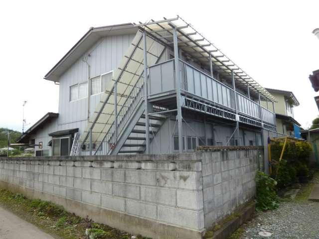 アパート 岩手県 二戸市 金田一字荒田 下川アパート 2K