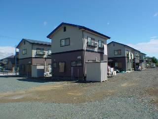 戸建 岩手県 奥州市 水沢区天文台通り5-58 リバーサイドハウス 3K