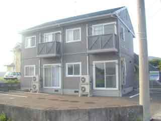 アパート 岩手県 奥州市 水沢区真城字上野 グレイハウス 2K