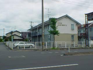 アパート 岩手県 奥州市 水沢区北田 後藤アパート3号棟 1K