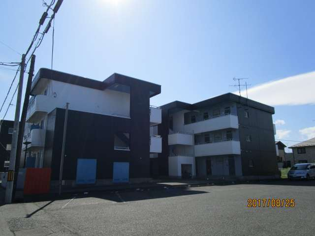 アパート 岩手県 奥州市 水沢区台町 Stream Style310 B 1K