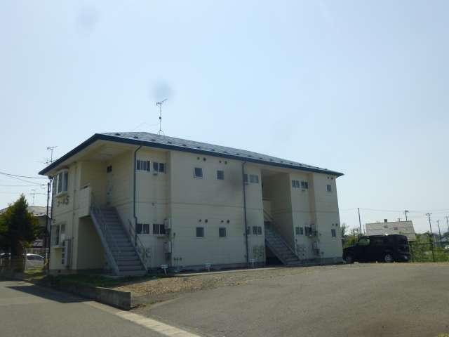 アパート 岩手県 奥州市 水沢区桜屋敷532 コーポS 2K