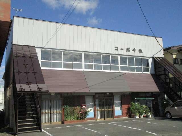アパート 岩手県 奥州市 水沢区高屋敷 コーポ千秋 2K