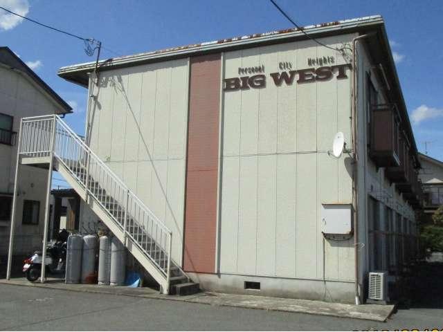 アパート 岩手県 奥州市 水沢区久田 ビッグウエスト 1DK