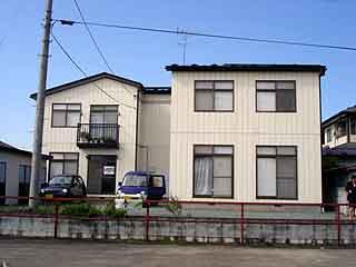 アパート 岩手県 奥州市 水沢区名残30-1 コーポチャトランハウスB棟 2LDK
