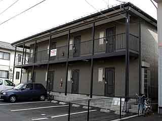 アパート 岩手県 奥州市 水沢区桜屋敷 メゾンフルール 1K