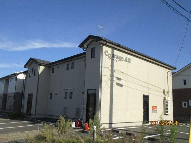 アパート 岩手県 奥州市 江刺区豊田町二丁目 クラージュA館 2K
