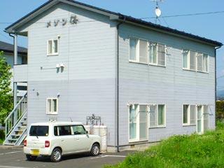 アパート 岩手県 奥州市 江刺区愛宕字境畑 メゾン桜 1DK