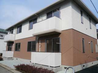 アパート 岩手県 奥州市 水沢区高屋敷178-1 シャーメゾン高屋敷C 2LDK