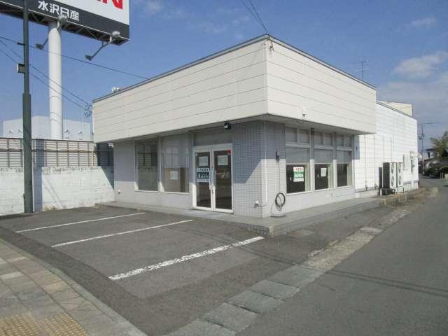 店舗 岩手県 奥州市 水沢区多賀 多賀貸店舗 3SK