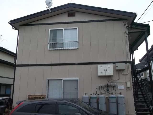 アパート 岩手県 盛岡市 緑が丘4丁目 第二川口荘 1室