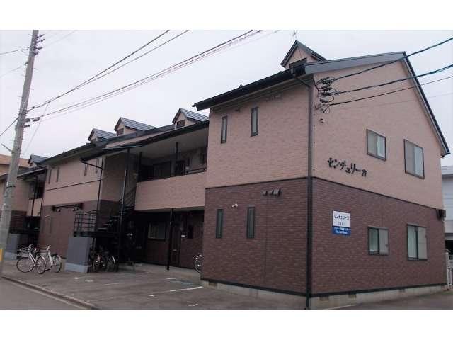 アパート 秋田県 秋田市 広面字糠塚 センチュリー21 1K