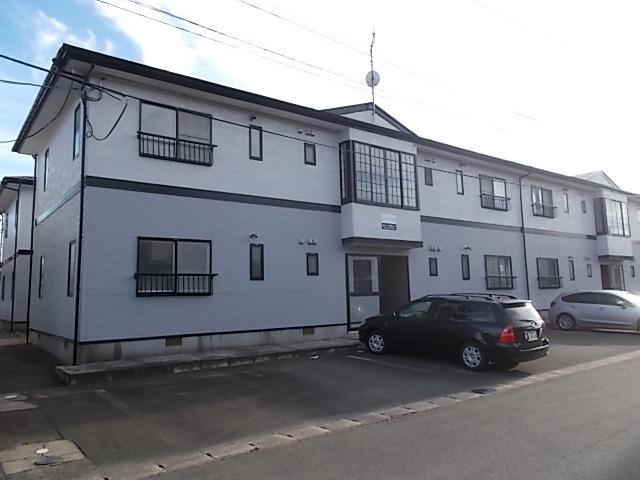 アパート 秋田県 秋田市 広面字糠塚 シティパレス21-Ⅰ 2LDK