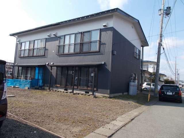 アパート 秋田県 秋田市 東通4丁目 コーポ小沼 3DK