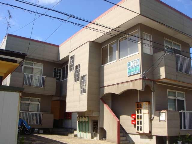 アパート 秋田県 男鹿市 船川港比詰字餅ヶ沢 クリーンズハウス1号棟 1DK