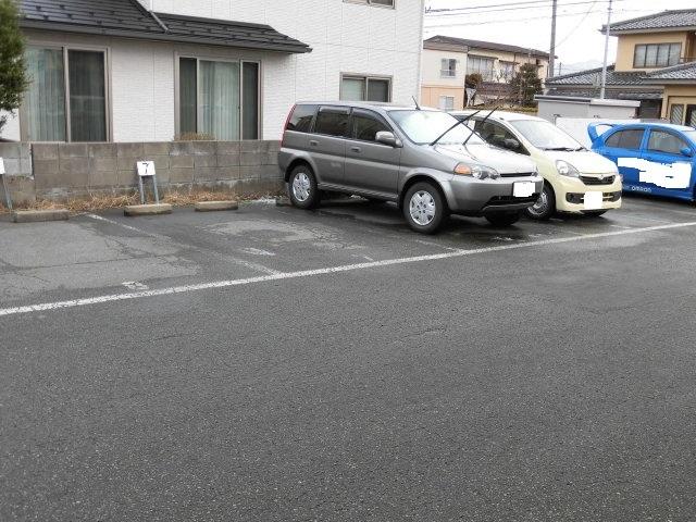 駐車場 秋田県 秋田市 広面 開成貸駐車場