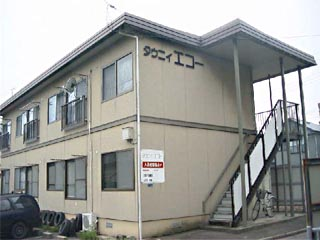 アパート 秋田県 秋田市 牛島東一丁目2-7 タウニィエコー 2DK