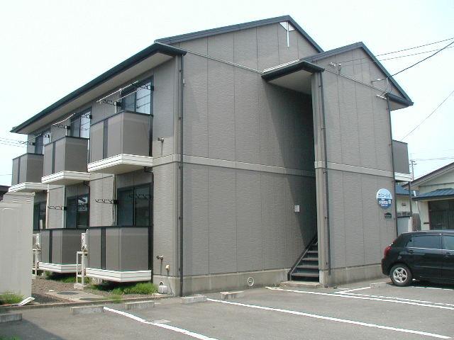 アパート 秋田県 秋田市 桜二丁目25-9 セジュールK 1K