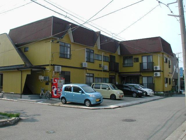 アパート 秋田県 秋田市 高陽青柳町15-6 ユーゲント青柳 1K