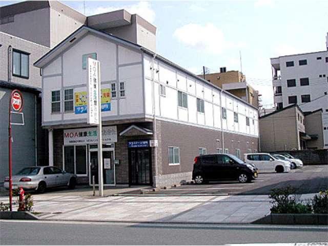 アパート 秋田県 秋田市 大町一丁目3-21 サンステージ通町 1K