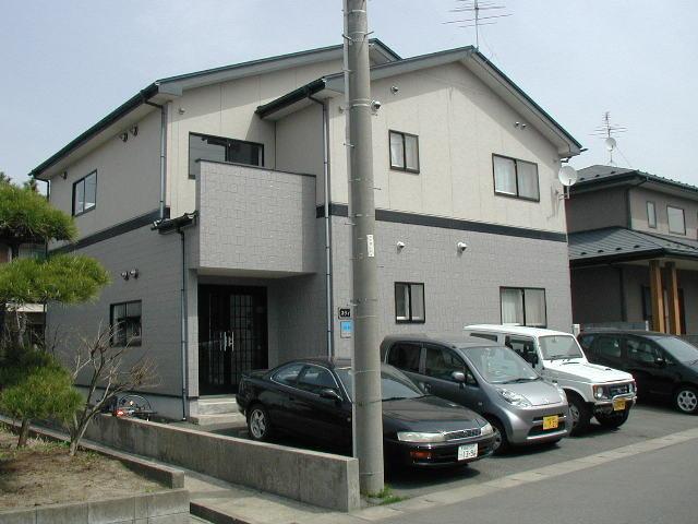 アパート 秋田県 秋田市 広面字大巻2-3 スウィート大巻 1K