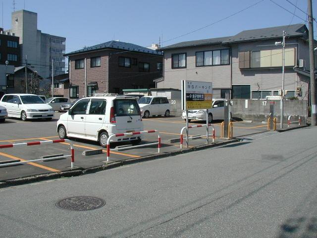 駐車場 秋田県 秋田市 山王二丁目 MSパーキング